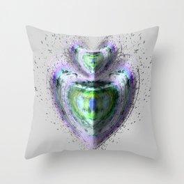 Spiritual Shield Throw Pillow