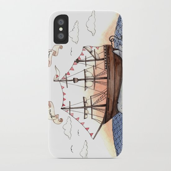 Float My Boat iPhone Case