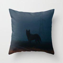 Edge Of you Throw Pillow