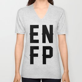 ENFP Unisex V-Neck
