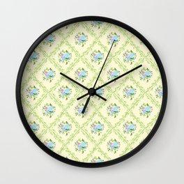 vintage 21 Wall Clock