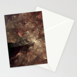 Topography I Stationery Cards