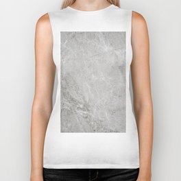 Rustic White Pattern (Black and White) Biker Tank