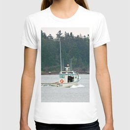 Wild Winds Heading Out T-shirt