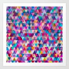 Mix #569 Art Print