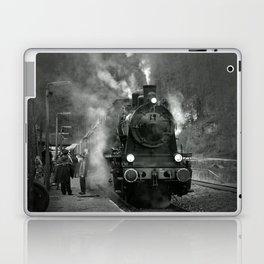 Steam Engine Laptop & iPad Skin