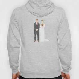 This $75 Custom Portrait Is the Most Thoughtful Wedding Gift Ever Hoody