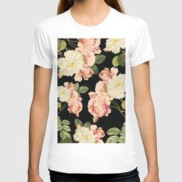 Flora temptation - night T-shirt