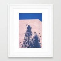 washington dc Framed Art Prints featuring Washington, DC by David Ansley