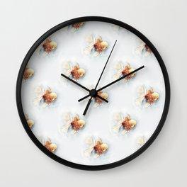 Oranda Goldfish Wall Clock