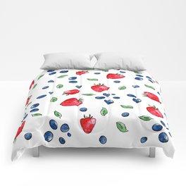 Summer mode on Comforters