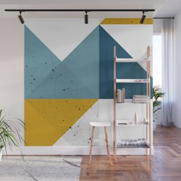 Modern Geometric 19 Wall Mural