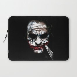 serious smile! Laptop Sleeve