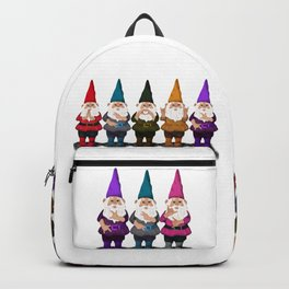 Hangin with my Gnomies - The line up Backpack