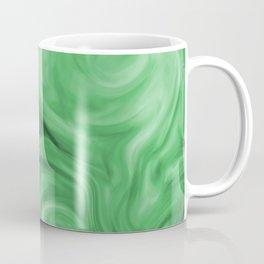 Emerald silk Coffee Mug