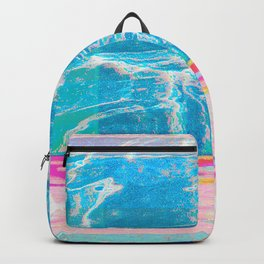 Water Glitch Backpack