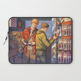 William and Theodore 23 Laptop Sleeve