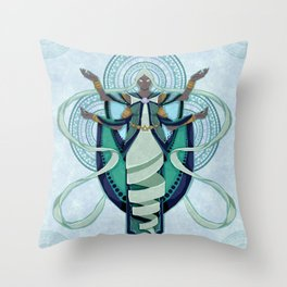 Great Fairy Throw Pillow