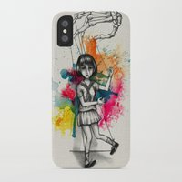 kuroko iPhone & iPod Cases featuring Dance by Fayde
