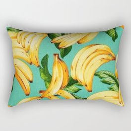 Banana Party Rectangular Pillow