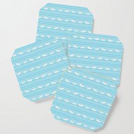 Paper Boats Coaster