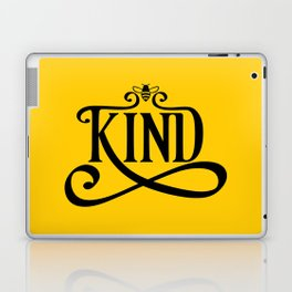 Be Kind Bee Laptop & iPad Skin