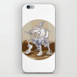 camo-ed iPhone Skin