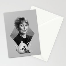 Not your housekeeper Stationery Cards