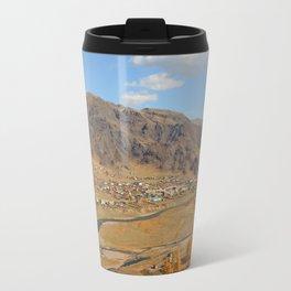 autumn Altai Mountains Travel Mug