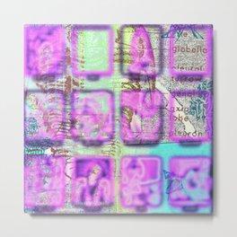 Codex 101 Metal Print