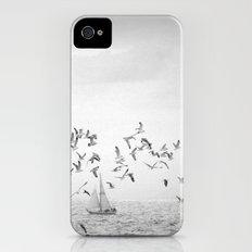 ocean iPhone (4, 4s) Slim Case