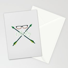 Olicity Shipper Stationery Cards
