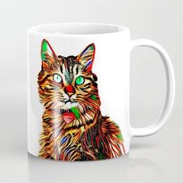 McKenna in the Abstract Coffee Mug