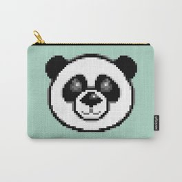 Pixel Panda Carry-All Pouch