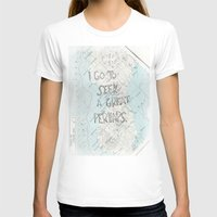 looking for alaska T-shirts featuring Looking for Alaska by Hoeroine
