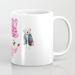 """""""Mean Dogs"""" Coffee Mug"""