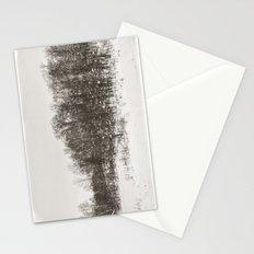 Winter Landscape II Stationery Cards