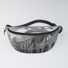 STOP For Brooklyn Heights Brownstone Love NYC Fanny Pack