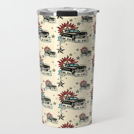 The Road So Far Vintage Travel Mug
