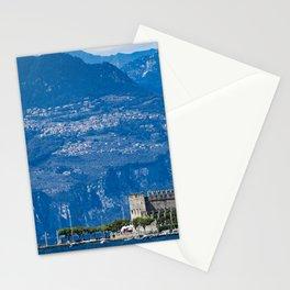 Garda Lake, Italy Stationery Cards
