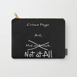 Starving Artist - Graffiti Art Carry-All Pouch