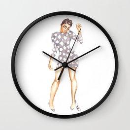 Mod Moxie Wall Clock