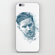 Tom Hardy iPhone & iPod Skin