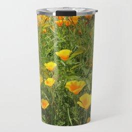 Flowery Meadow Travel Mug