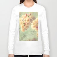 postcard Long Sleeve T-shirts featuring Postcard by AlejandraClick
