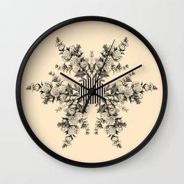 T.E.A.T.C.W. ii ivi Wall Clock