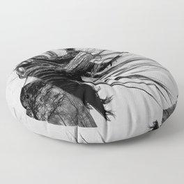 NEVER BEFORE Floor Pillow