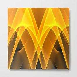 Abstract #17 Metal Print