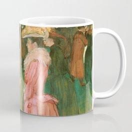 """Henri de Toulouse-Lautrec """"The Dance"""" Coffee Mug"""