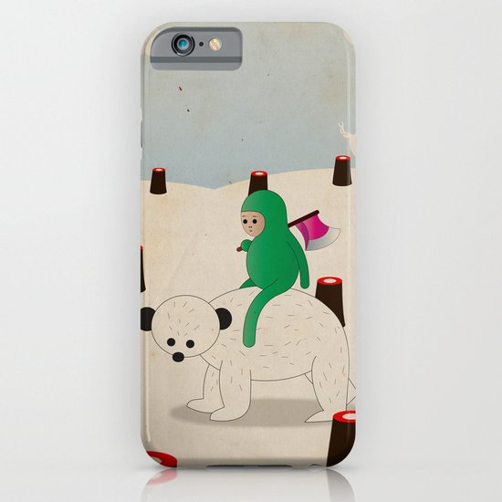 a d o r s o d i u n o r s o iPhone & iPod Case